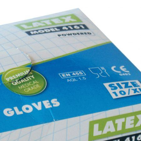 latex handschoenen m-safe