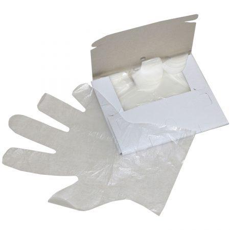 PE handschoenen blank M-Safe 3003
