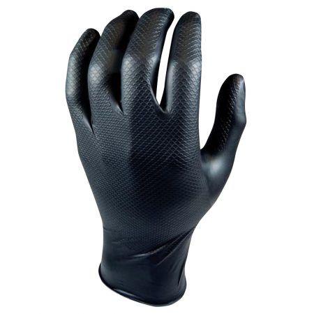 M-Safe 246BK Nitril Grippaz handschoen
