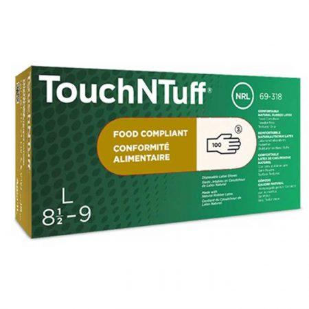 Ansell TouchNTuff® 69-318 Latex Handschoenen