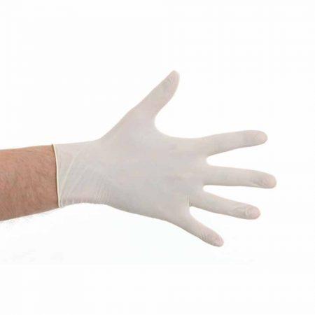 cmt latex handschoenen wit poedervrij