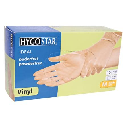 Hygoclean Vinyl Handschoenen