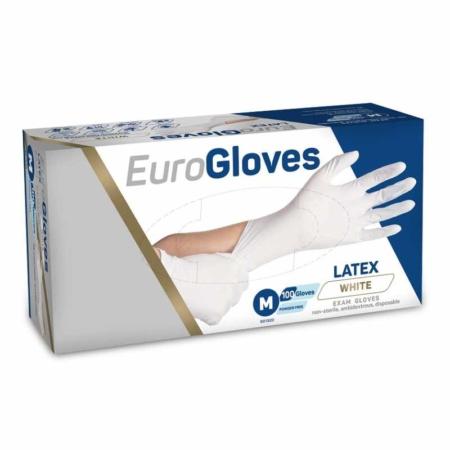 EuroGloves Latex Handschoenen